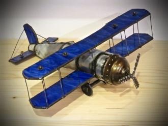 Blue plane